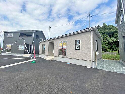 新築一戸建て-奥州市水沢字桜屋敷 外観