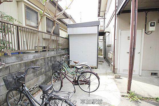 店舗・事務所・その他-川越市宮元町 駐輪場ございます!