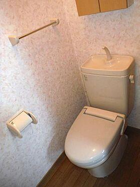アパート-春日部市梅田1丁目 トイレ