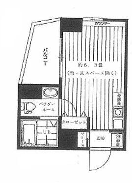 マンション(建物一部)-横浜市南区前里町3丁目 間取り