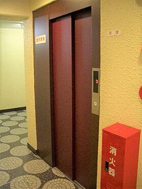 マンション(建物一部)-港区芝浦3丁目 エレベーター
