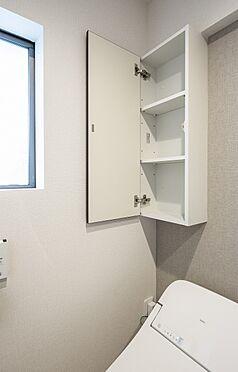区分マンション-港区高輪2丁目 トイレ収納
