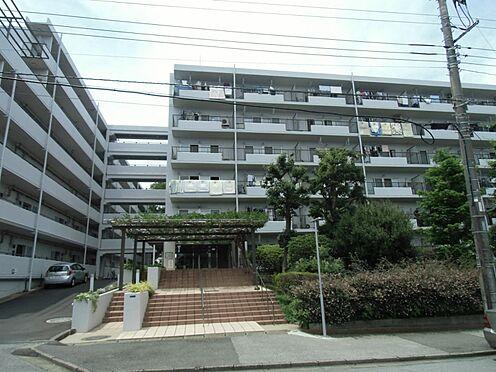 マンション(建物全部)-柏市東中新宿4丁目 緑豊かな住宅街です