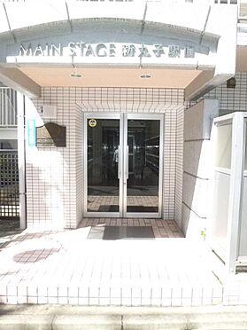 マンション(建物一部)-川崎市中原区新丸子町 エントランス