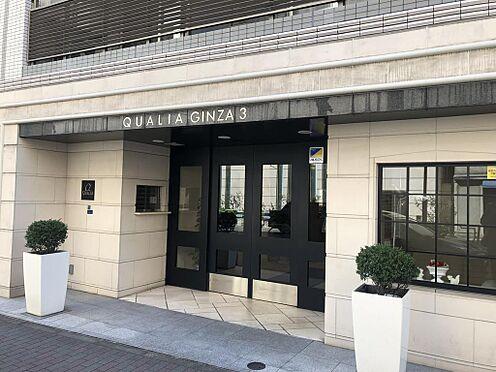 マンション(建物一部)-中央区銀座3丁目 外観