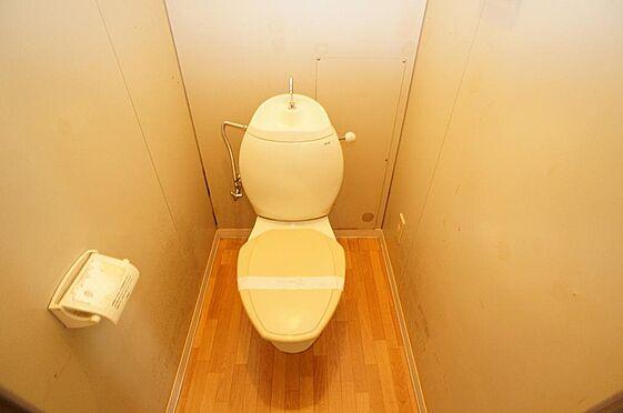 マンション(建物一部)-尼崎市田能4丁目 トイレ