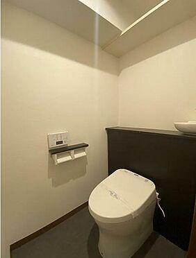 区分マンション-筑紫野市二日市西1丁目 トイレ