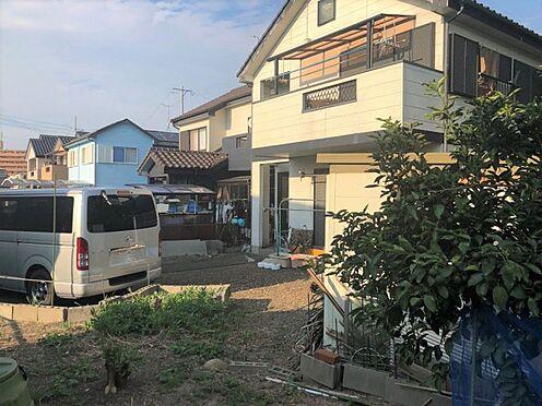 土地-西尾市道光寺町西縄 土地面積約65.36坪のゆとりある敷地。
