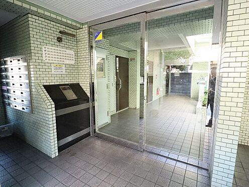 中古マンション-横浜市磯子区森2丁目 防犯面も安心の「オートロック」付きのマンション!
