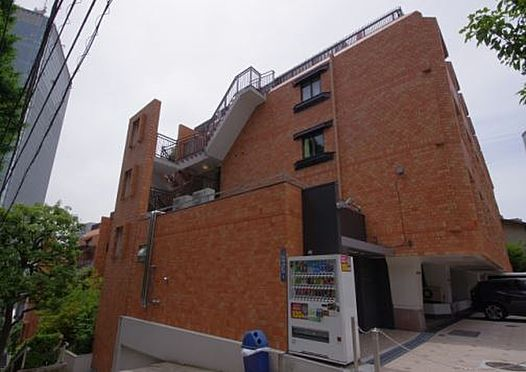 マンション(建物一部)-港区赤坂4丁目 バルミー赤坂・ライズプランニング