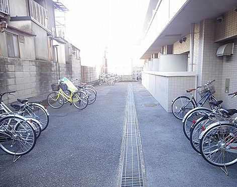 マンション(建物一部)-京都市南区東九条北松ノ木町 駐輪場あり