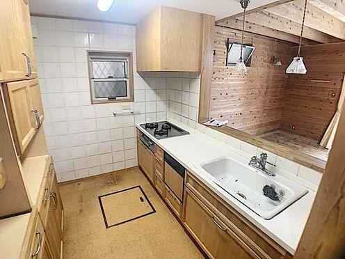 戸建賃貸-名古屋市西区清里町 食器洗乾燥機付きで家族の食器もピカピカ。後片付けもラクラクこなせて、日々の生活には欠かせない便利設備。