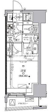 マンション(建物一部)-板橋区板橋4丁目 間取り