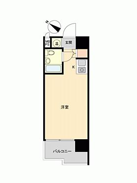 マンション(建物一部)-福岡市中央区六本松2丁目 間取り