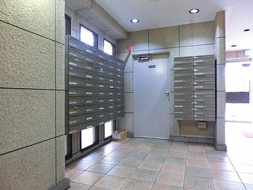 マンション(建物一部)-大阪市平野区瓜破東2丁目 綺麗なポスト完備