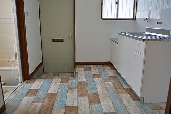 アパート-つくば市栗原 キッチン
