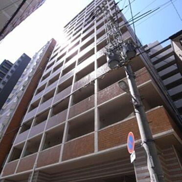 マンション(建物一部)-大阪市中央区谷町5丁目 お洒落な外観