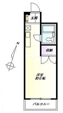 中古マンション-仙台市太白区向山2丁目 間取り