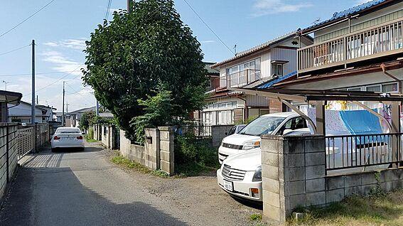 アパート-伊勢崎市豊城町 外観