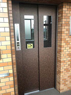 中古マンション-入間市高倉5丁目 エレベーター
