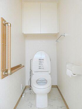 中古マンション-横浜市港南区野庭町 温水式トイレ
