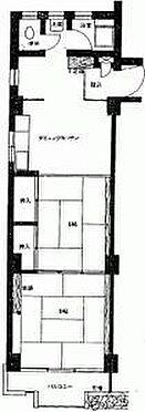マンション(建物一部)-大阪市淀川区西中島4丁目 間取り