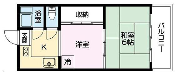 マンション(建物一部)-横浜市港北区日吉本町2丁目 間取り