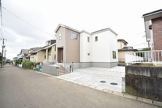 新築一戸建て-仙台市青葉区国見ケ丘5丁目 外観