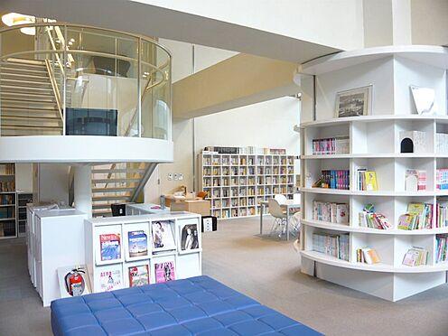 中古マンション-横浜市神奈川区橋本町2丁目 ライブラリーコーナー