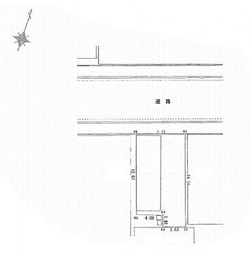 ビル(建物全部)-中央区日本橋小伝馬町 区画図