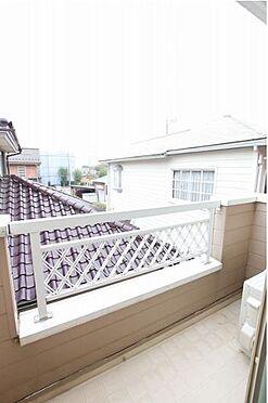 アパート-富士見市針ケ谷1丁目 バルコニー(2階のみ)