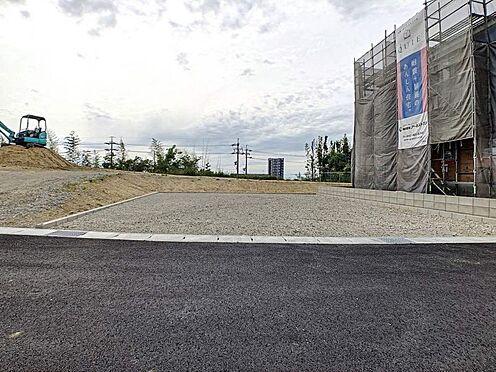 土地-名古屋市緑区桶狭間西 302号線と1号線に近くアクセス良好!