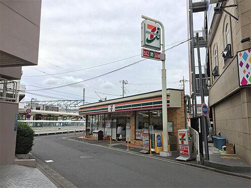 新築一戸建て-富士見市関沢3丁目 セブンイレブン みずほ台駅東口店(827m)