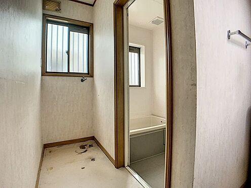 中古一戸建て-豊田市前林町桜田 水回りは全交換致します。洗濯機はここに置いていただけます。