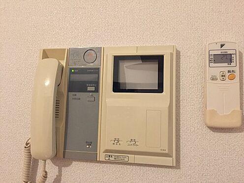中古マンション-渋谷区東1丁目 オートロック連動モニターホン