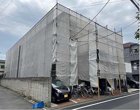 アパート-大田区西六郷1丁目 外観