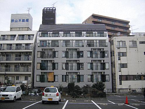 マンション(建物一部)-狭山市富士見1丁目 外観