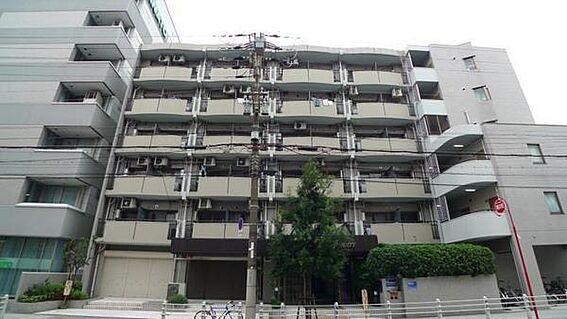 マンション(建物一部)-大阪市淀川区新北野3丁目 綺麗な外観です