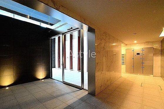 区分マンション-世田谷区用賀2丁目 エントランス