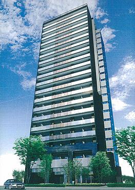 マンション(建物一部)-大阪市浪速区桜川2丁目 分譲時のイメージパースです