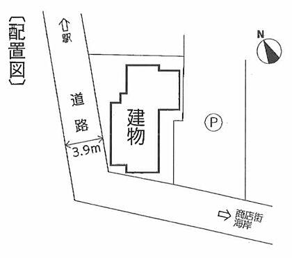 アパート-勝浦市墨名 間取り