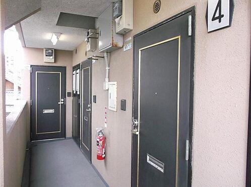 マンション(建物全部)-福岡市早良区祖原 共用部分廊下