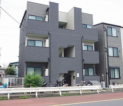 アパート-さいたま市桜区西堀7丁目 【外観】オーナーチェンジ物件・アパート1棟のご紹介です。現在満室です。