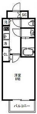 マンション(建物一部)-大阪市東成区東中本3丁目 間取り