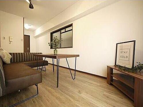 マンション(建物一部)-北九州市小倉北区高峰町 カフェのようなおしゃれな家具のついた家具付き物件です♪初期費用節約できます。
