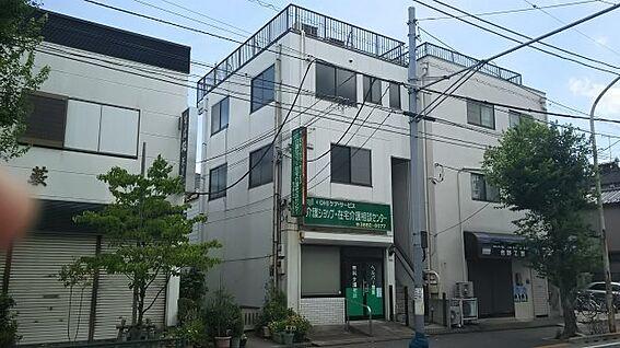 店舗事務所(建物全部)-足立区島根2丁目 外観