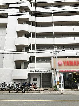 中古マンション-大阪市生野区新今里3丁目 外観