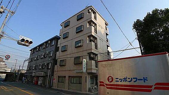 一棟マンション-大阪市東淀川区下新庄4丁目 外観
