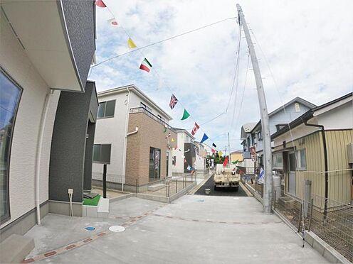 新築一戸建て-仙台市若林区沖野5丁目 駐車場