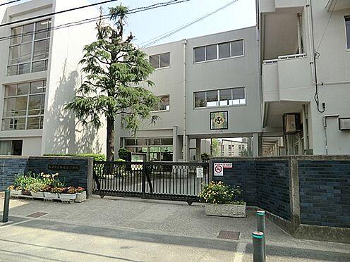 マンション(建物一部)-松戸市松戸 一般的な公立小学校です。 中学受験率は高めです地域方の見守りもあり登下校あんしんです。盆踊り大会や餅つき大会など子供達の喜ぶイベントが多い学校だと思います。